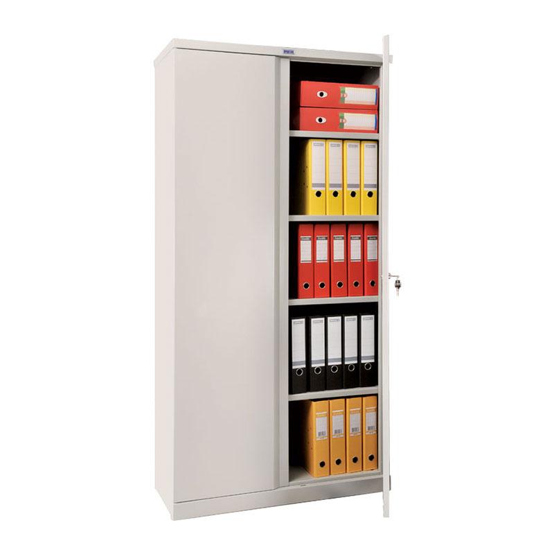 Металлический архивный шкаф Практик М 18