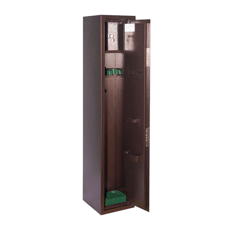 Шкаф для хранения оружия «КО-035т» ключевой сейфовый замок