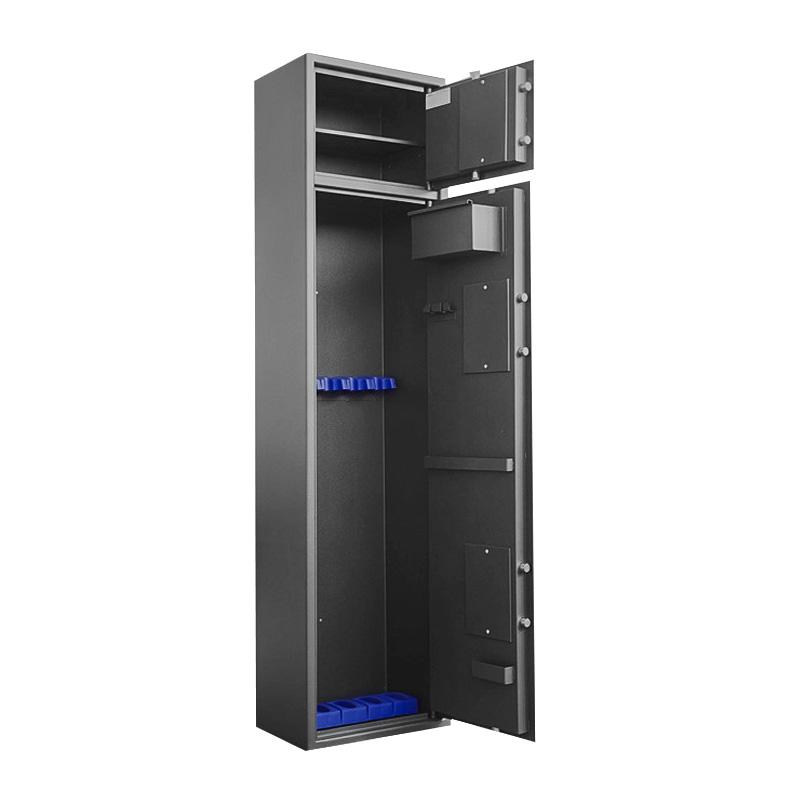 Шкаф для хранения оружия «О-53» ключевой сейфовый замок