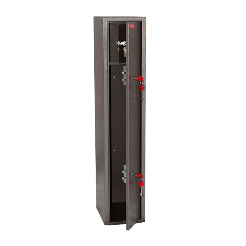 Шкаф для хранения оружия «Д-1» ключевой сейфовый замок