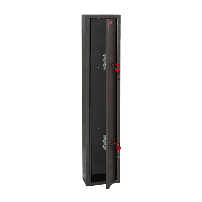 Шкаф для хранения оружия «Д-3» ключевой сейфовый замок