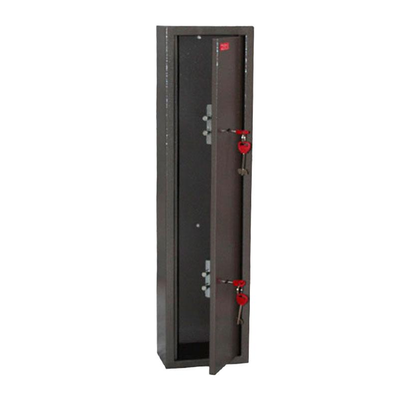 Шкаф для хранения оружия «Д-3У/760» ключевой сейфовый замок