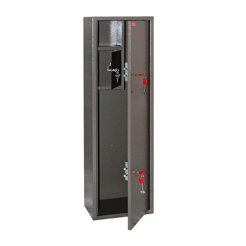 Шкаф для хранения оружия «Д-5» ключевой сейфовый замок