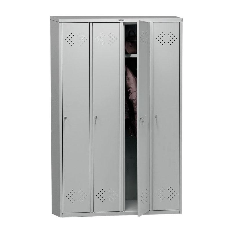 Шкаф медицинский Практик МД LS(LE) 41