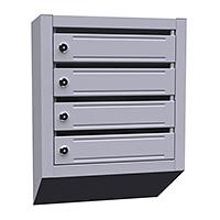 Ящик почтовый ЯПР-04