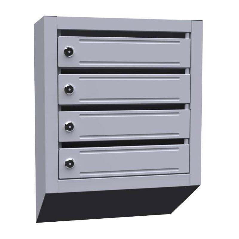 Ящик почтовый ЯПР-04 без задней стенки