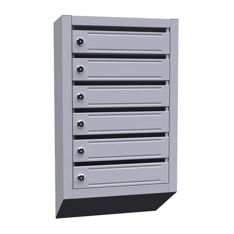 Ящик почтовый ЯПР-06 без задней стенки