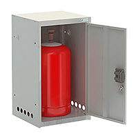 Шкаф для газового баллона ШГР 27-1