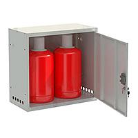 Шкаф для газового баллона ШГР 27-2