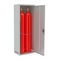 Шкаф для газового баллона ШГР 40-2
