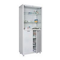 Медицинский шкаф HILFE МД 2 1780/SG