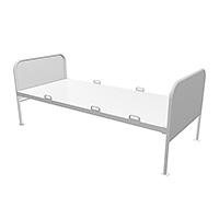 Медицинская кровать КМ-10