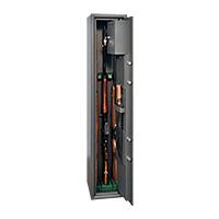 Шкаф для хранения оружия «БТС-22» ключевой сейфовый замок