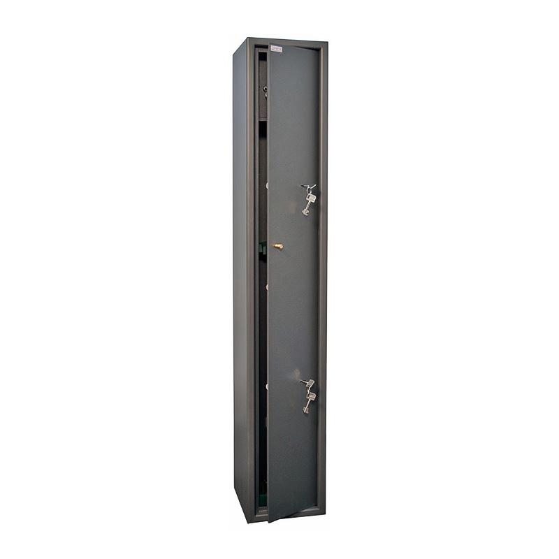 Шкаф для хранения оружия «БТ-30» ключевой сейфовый замок