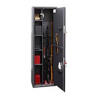 Шкаф для хранения оружия «ОК-380т» ключевой сейфовый замок