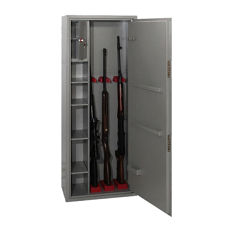 Шкаф-трансформер «ТОР-6» ключевой сейфовый замок