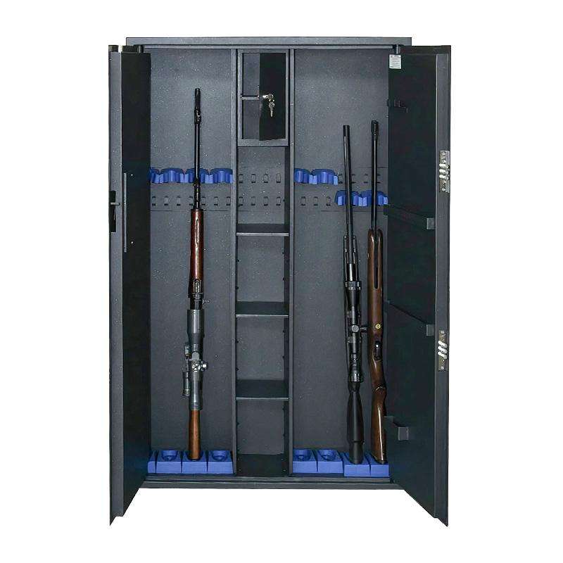 Шкаф-трансформер «ТОР-10» ключевой сейфовый замок