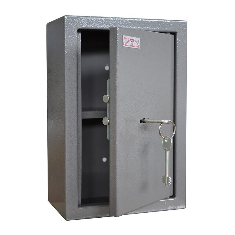 Пистолетный сейф «БП-3» ключевой сейфовый замок