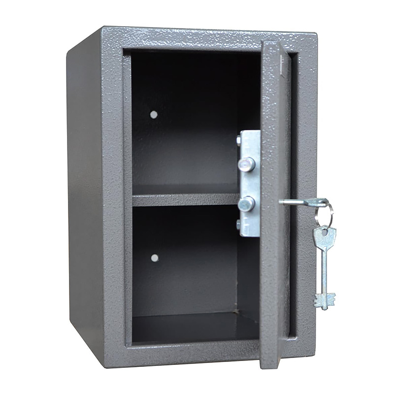 Пистолетный сейф «БП-4» ключевой сейфовый замок