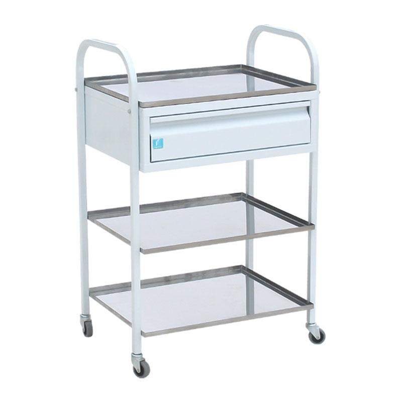 Медицинский манипуляционный стол c 1 ящиком