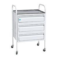 Медицинский манипуляционный стол c 3 ящиками